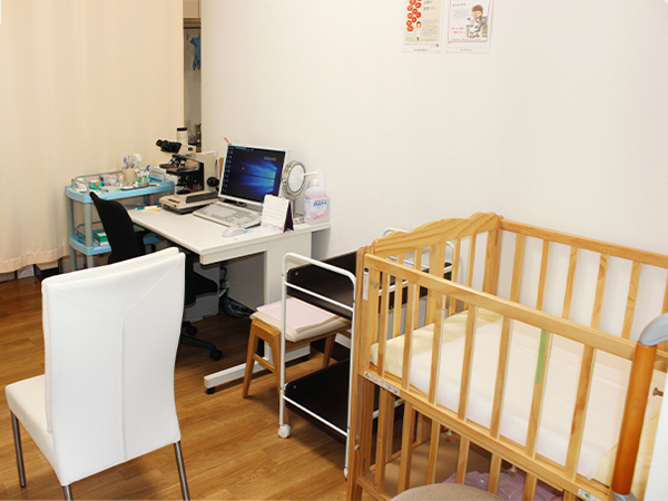 画像:診察室